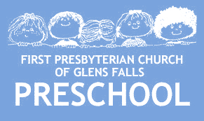 First Presbyterian Church of Glens Falls Preschool logo
